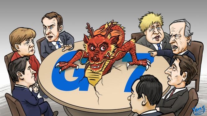 Nhóm G7 sẽ thành lập nhóm điều tra độc lập truy xuất nguồn gốc SARS-CoV-2? ảnh 1