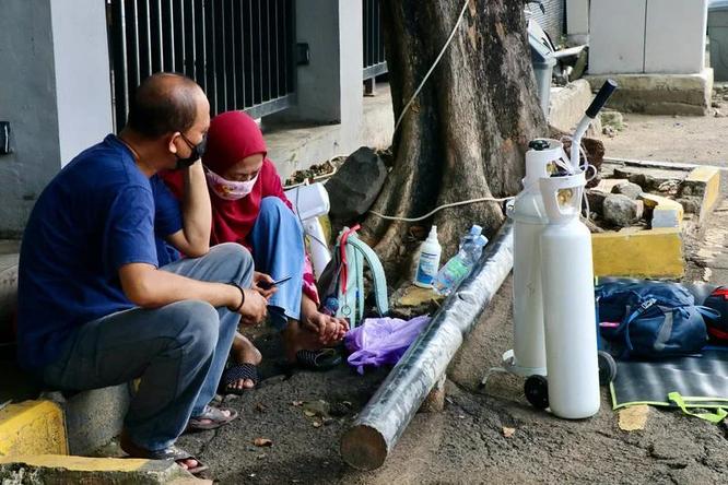 Chuyên gia: Dịch bệnh ở Indonesia bị xem nhẹ quá mức, đến tháng 8 mới đạt đỉnh ảnh 2