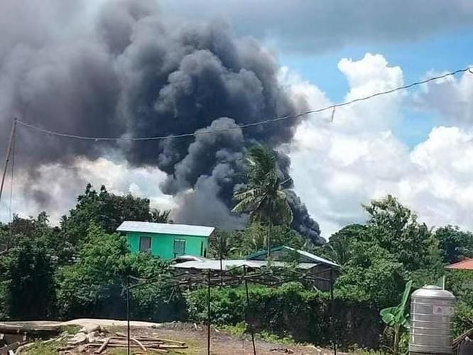 Máy bay C-130 chở quân của Philippines bị rơi, ít nhất 29 người chết và 17 người mất tích ảnh 2