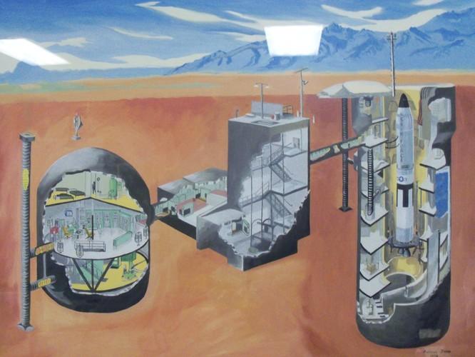 """Chuyên gia Mỹ, Trung Quốc nói gì về hình ảnh """"hơn 100 giếng phóng tên lửa liên lục địa"""" ở Cam Túc? ảnh 5"""
