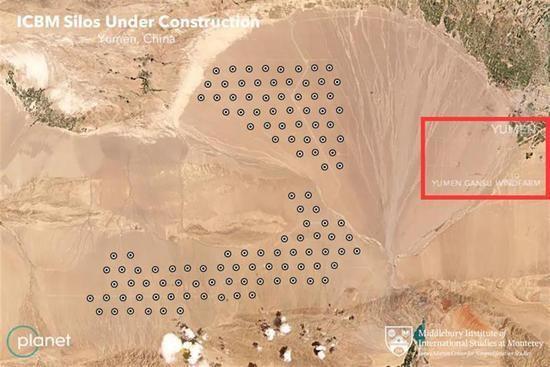 """Đây mới là sự thật về """"119 giếng phóng tên lửa liên lục địa"""" của Trung Quốc? ảnh 2"""