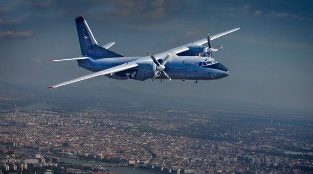 Nóng: Máy bay Nga lao xuống biển, 28 người trên máy bay mất tích ảnh 1