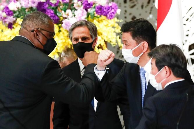 """Tướng Tư lệnh hạm đội Mỹ: """"Tin tưởng ngăn chặn được Bắc Kinh dùng vũ lực thống nhất Đài Loan"""" ảnh 4"""