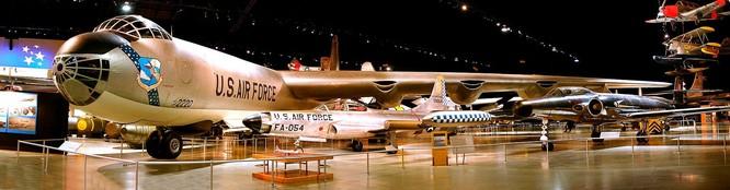 """Hồ sơ vũ khí: Không phải B-52 """"Stratofortress"""", đây mới là chiếc máy bay ném bom lớn nhất thế giới! ảnh 6"""
