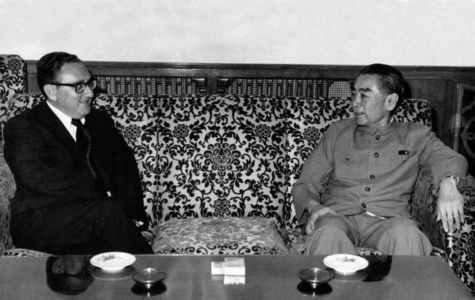 """Trung Quốc hy vọng gì khi kỷ niệm trọng thể 50 năm chuyến đi """"phá băng"""" của Kissinger tới Bắc Kinh ảnh 3"""