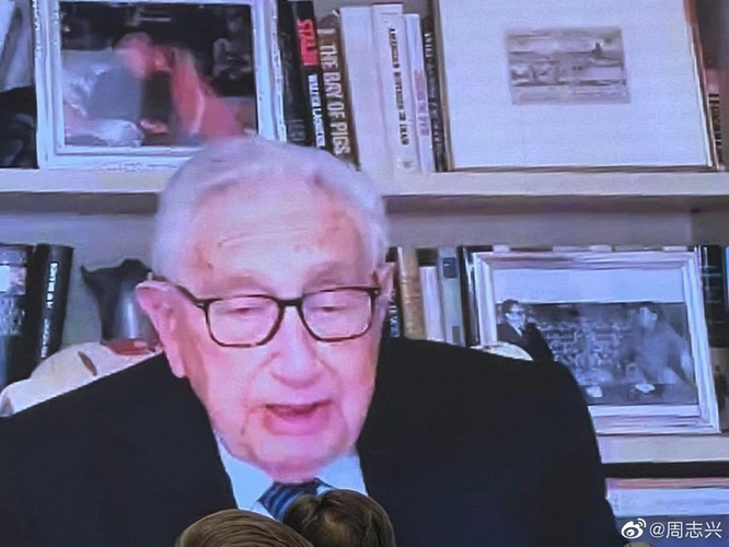 Chuyến thăm bí mật của Henry Kissinger tới Bắc Kinh 50 năm trước diễn ra thế nào? ảnh 7