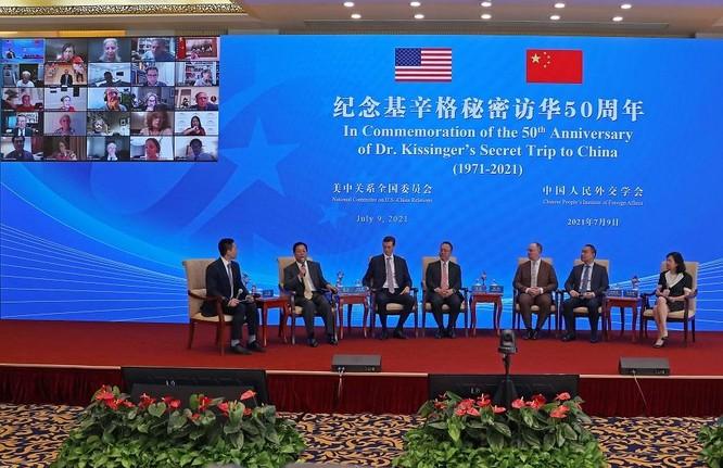 Chuyến thăm bí mật của Henry Kissinger tới Bắc Kinh 50 năm trước diễn ra thế nào? ảnh 6