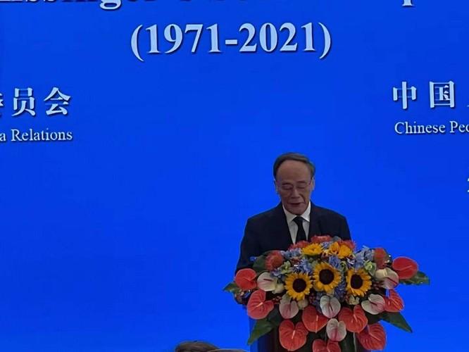 """Trung Quốc hy vọng gì khi kỷ niệm trọng thể 50 năm chuyến đi """"phá băng"""" của Kissinger tới Bắc Kinh ảnh 1"""