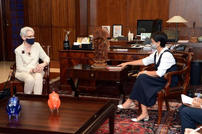 Vì sao Thứ trưởng Ngoại giao Mỹ đột ngột hủy bỏ chuyến thăm Trung Quốc? ảnh 1