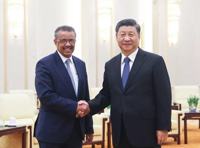 Tổng thư ký WHO yêu cầu minh bạch và cung cấp thêm dữ liệu gốc về SARS-CoV-2, Trung Quốc phản ứng ảnh 3