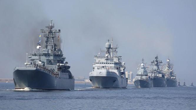 """Tổng thống Putin: Nga có thể giáng """"đòn tấn công không thể ngăn cản"""" vào kẻ thù! ảnh 1"""
