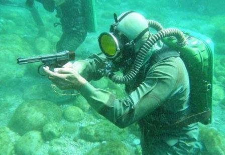 Giải mã về lực lượng người nhái chiến đấu bí ẩn của Nga ảnh 5
