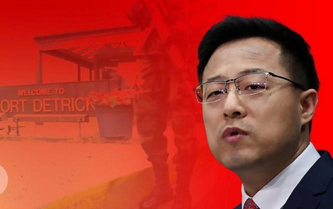 Hơn 10 triệu người Trung Quốc ký tên yêu cầu WHO điều tra phòng thí nghiệm Fort Detrick, Mỹ bác bỏ ảnh 3