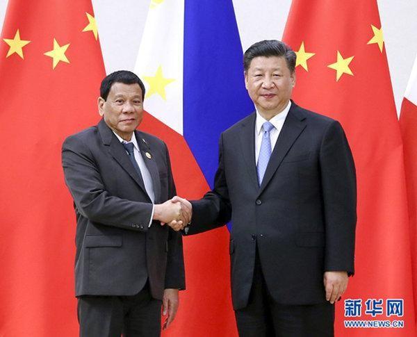 Chính sách thân Trung Quốc thất bại, ông Duterte sẽ quay trở lại với Mỹ! ảnh 1
