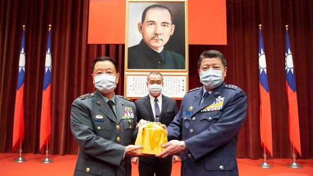 Cựu nhân vật số ba lực lượng vũ trang Đài Loan bị điều tra vì cáo buộc là gián điệp của Trung Quốc ảnh 2