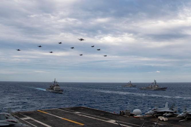 Bộ trưởng Quốc phòng Mỹ: Yêu sách của Trung Quốc đối với Biển Đông thiếu cơ sở luật pháp quốc tế ảnh 3