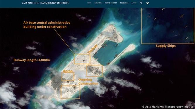 Bộ trưởng Quốc phòng Mỹ: Yêu sách của Trung Quốc đối với Biển Đông thiếu cơ sở luật pháp quốc tế ảnh 5
