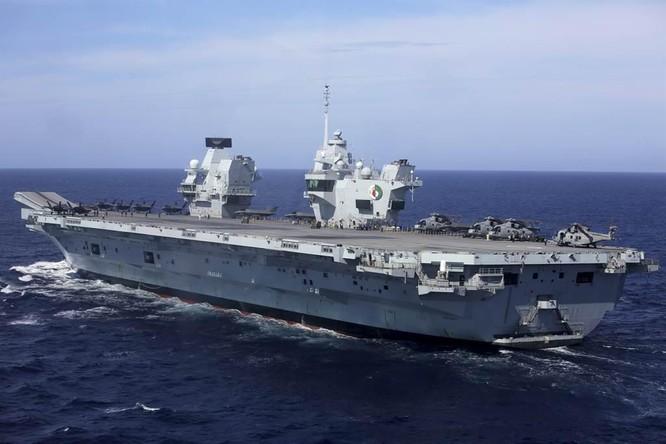 Tàu sân bay Anh Queen Elizabeth tới Biển Đông, Trung Quốc lớn tiếng đe dọa bắt chước Nga tấn công ảnh 3