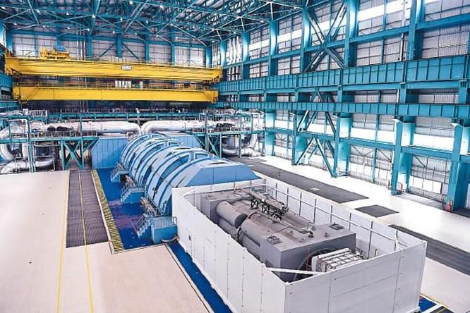 Nhà máy điện hạt nhân Đài Sơn Quảng Đông phải tạm ngừng hoạt động để sửa chữa ảnh 1