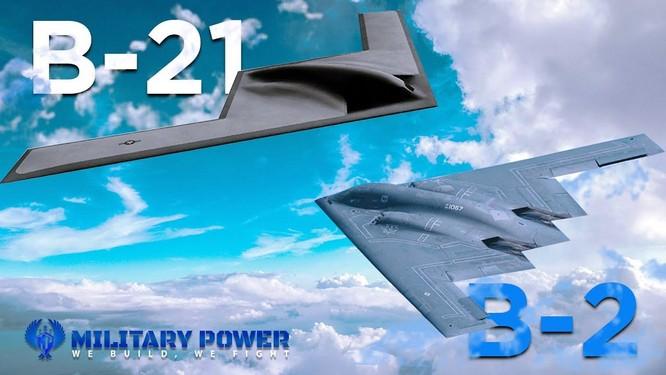 Đối phó với Trung Quốc và Nga, Mỹ dự định bán máy bay tàng hình B-21 cho các đồng minh ảnh 2
