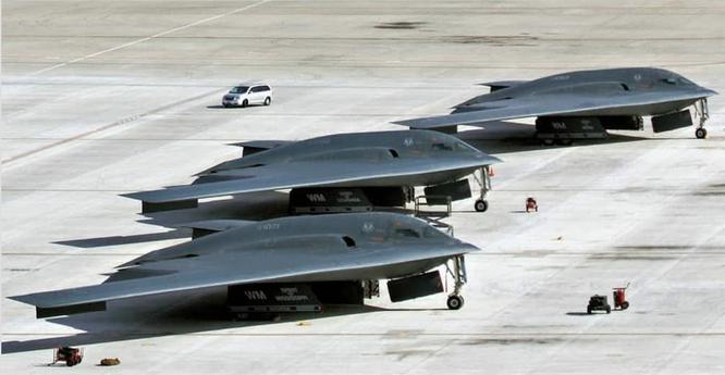 Đối phó với Trung Quốc và Nga, Mỹ dự định bán máy bay tàng hình B-21 cho các đồng minh ảnh 3