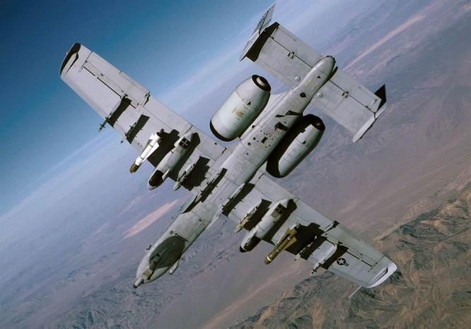 """Vì sao Quốc hội Mỹ quyết bảo vệ loại máy bay """"Lợn Lòi"""" đã hơn 40 tuổi? ảnh 1"""
