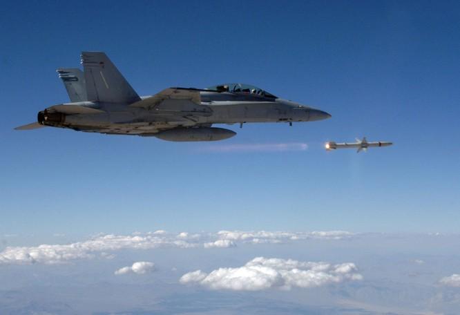 Mỹ thử thành công tên lửa chống bức xạ tầm xa nhằm đột phá hệ thống phòng không Trung Quốc ảnh 2