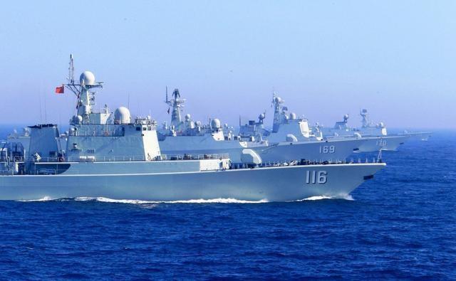 Đáp lại tập trận lớn của Mỹ, Trung Quốc tập trận với phạm vi rộng chưa từng có trên Biển Đông ảnh 3
