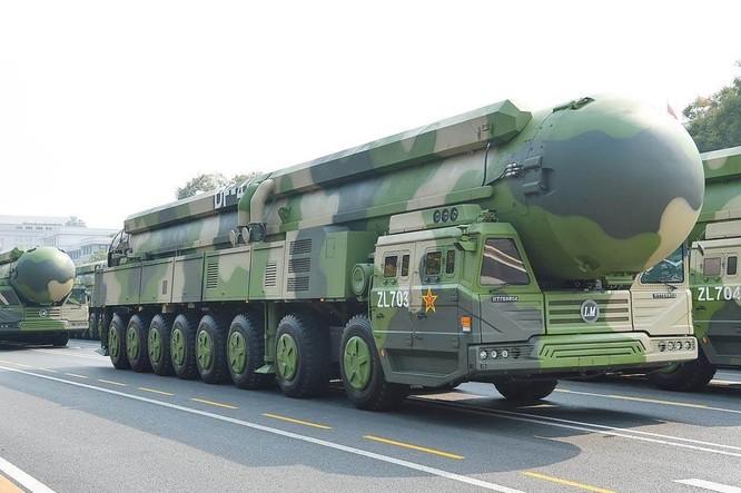 """Học giả Mỹ: số đầu đạn hạt nhân Trung Quốc mỗi năm tăng 10%, liệu có phải nhằm """"răn đe tối thiểu""""? ảnh 3"""
