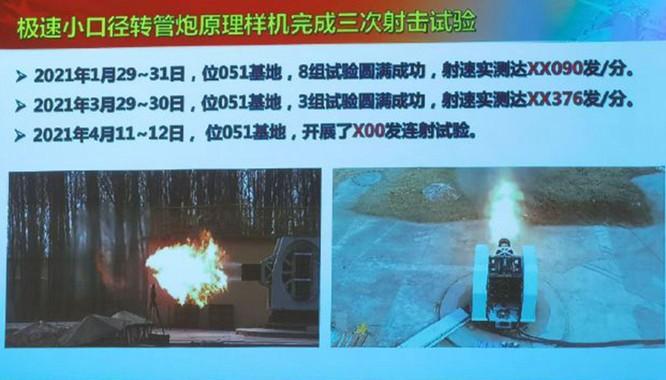 Trung Quốc khoe thử thành công pháo bắn nhanh 20 nòng có thể đánh chặn mọi tên lửa, kể cả siêu âm ảnh 2