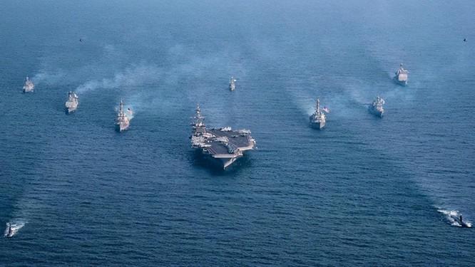 Trung Quốc tập trận quy mô lớn chưa từng có trên Biển Đông, có thể phóng thử tên lửa tầm trung ảnh 7