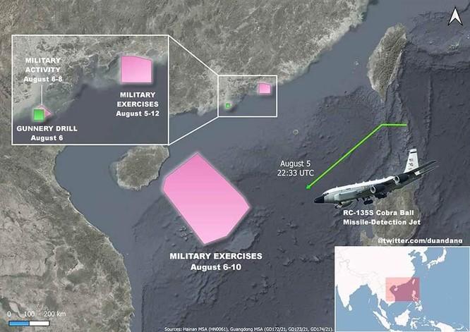 Trung Quốc tập trận quy mô lớn chưa từng có trên Biển Đông, có thể phóng thử tên lửa tầm trung ảnh 2
