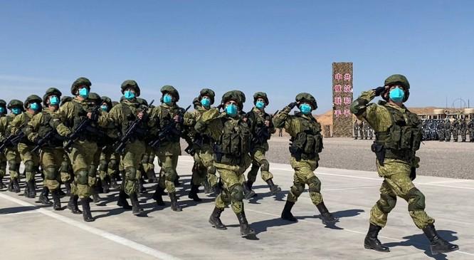 13 ngàn lính Trung – Nga tập trận chung lớn: đâu là mục đích thật sự? ảnh 3