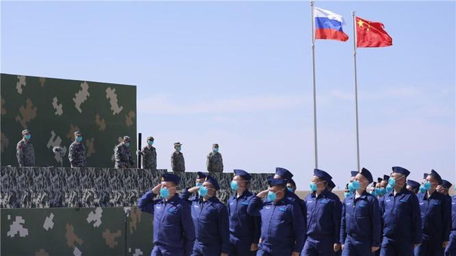 13 ngàn lính Trung – Nga tập trận chung lớn: đâu là mục đích thật sự? ảnh 5