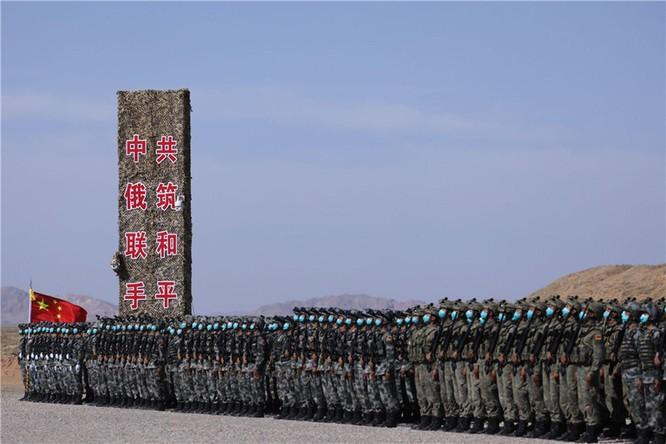 13 ngàn lính Trung – Nga tập trận chung lớn: đâu là mục đích thật sự? ảnh 1