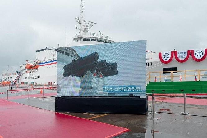 Tàu tuần duyên Mỹ và Đài Loan lần đầu tiên tập trận chung, Trung Quốc phản ứng gay gắt ảnh 2