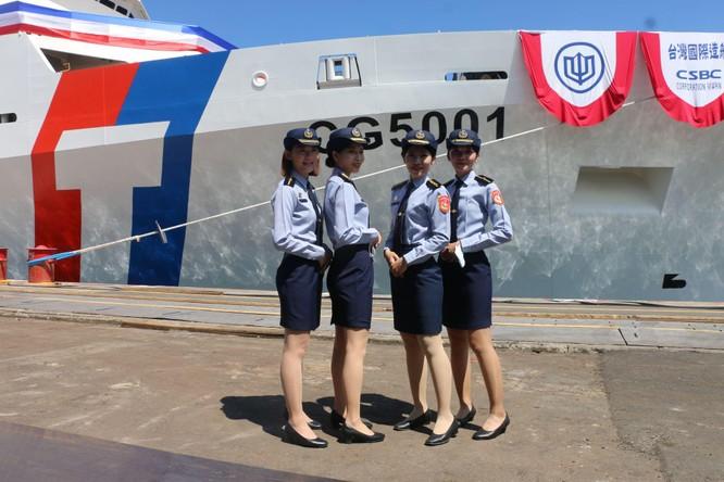 Tàu tuần duyên Mỹ và Đài Loan lần đầu tiên tập trận chung, Trung Quốc phản ứng gay gắt ảnh 5