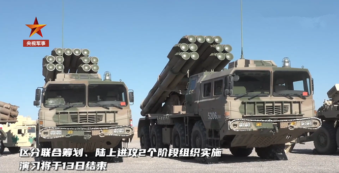 13 ngàn lính Trung – Nga tập trận chung lớn: đâu là mục đích thật sự? ảnh 6