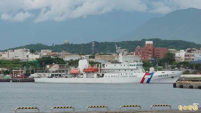 Tàu tuần duyên Mỹ và Đài Loan lần đầu tiên tập trận chung, Trung Quốc phản ứng gay gắt ảnh 4