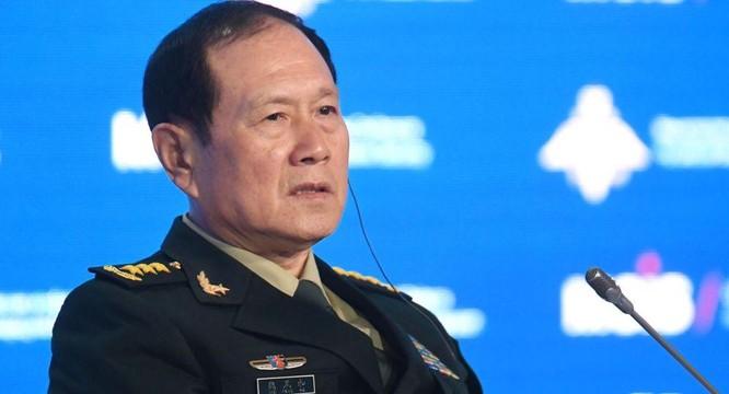 Ông Austin muốn đối thoại với Phó Chủ tịch Quân ủy, không phải Bộ trưởng Quốc phòng Trung Quốc ảnh 4