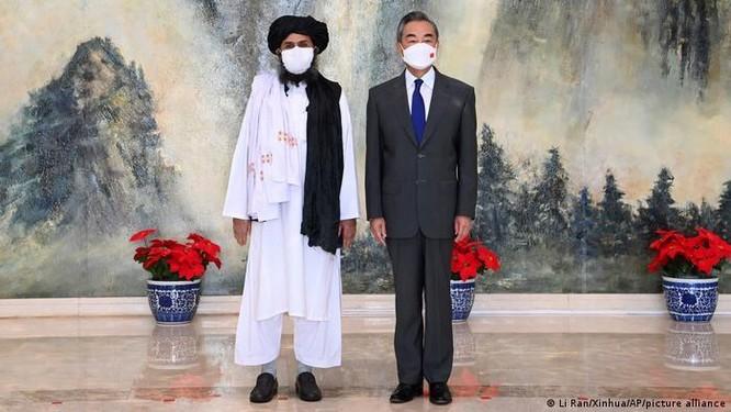 Vì sao Trung Quốc đã sẵn sàng chấp nhận thực tế Taliban nắm quyền ở Afghanistan? ảnh 1