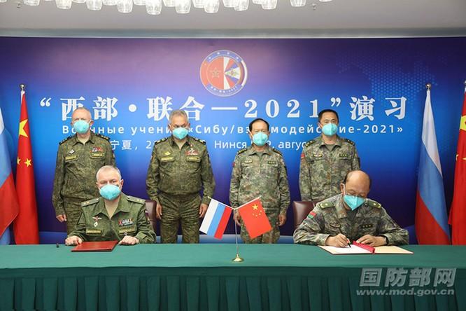 Cuộc tập trận chung Trung – Nga lớn chưa từng có ở Ninh Hạ có gì đáng chú ý? ảnh 5