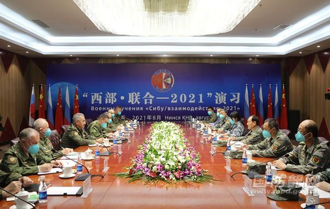 Cuộc tập trận chung Trung – Nga lớn chưa từng có ở Ninh Hạ có gì đáng chú ý? ảnh 1