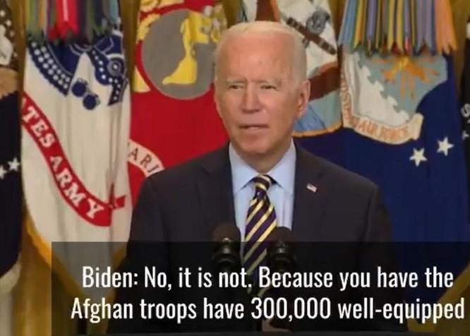 Phản ứng quốc tế trước việc Taliban nắm quyền kiểm soát Afghanistan: rất khác nhau! ảnh 3