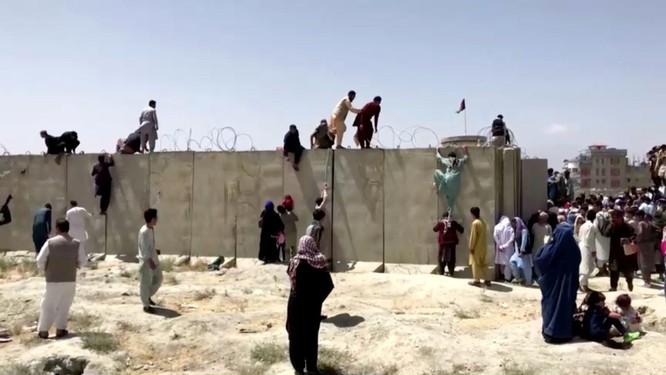 Ngoại trưởng Mỹ trao đổi gì với Trung Quốc, Nga và các nước về sự biến đổi tình hình Afghanistan? ảnh 5