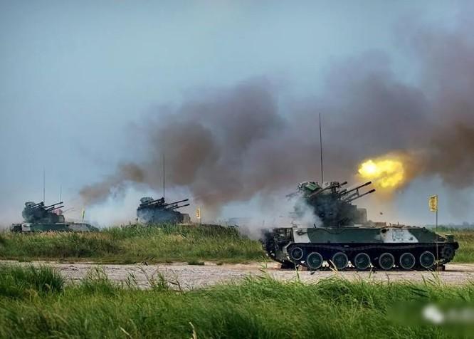 Sau khi Taliban chiếm Kabul, quân đội Trung Quốc bất ngờ tập trận lớn xung quanh Đài Loan ảnh 2
