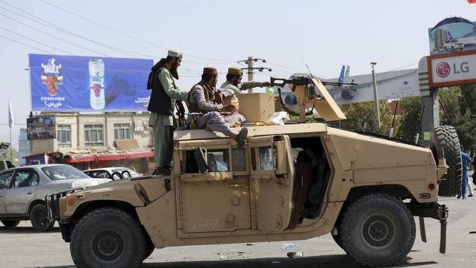 Trung Quốc, Nga và Pakistan đang gia tăng ảnh hưởng với Afghanistan, Mỹ tỏ ra dè dặt ảnh 3