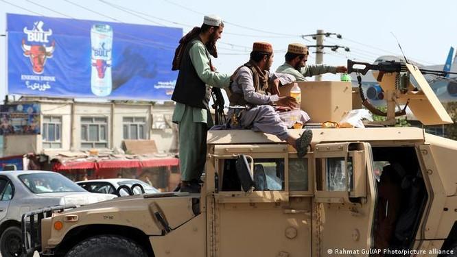 So sánh Afghanistan với Đài Loan, truyền thông Trung Quốc kích động nghi ngờ Mỹ, Washington đáp trả ảnh 2