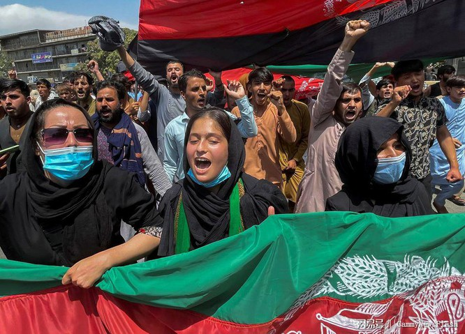 Giữa làn sóng chống Taliban ở Afghanistan, EU lo ngại Trung Quốc và Nga kiểm soát tình hình ảnh 3