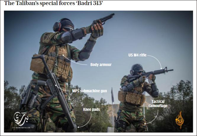 Lo ngại Taliban chuyển các vũ khí thu được cho Trung Quốc và Nga, Mỹ có kế hoạch không kích phá hủy ảnh 3